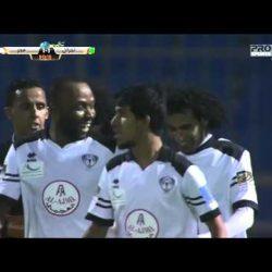 هدف هجر الثاني في مرمى نجران – محمد الخميس