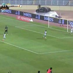 """""""هدف هجر في مرمى الرائد """"أحمد الناظري"""