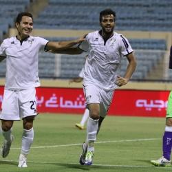هجر × الأهلي – كأس ولي العهد 2015-2016