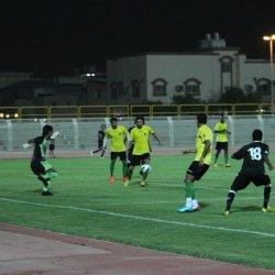 الخليج × هجر – مباراة ودية