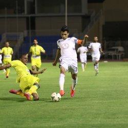 هجر × الوطني – كأس سمو ولي العهد 2015-2016