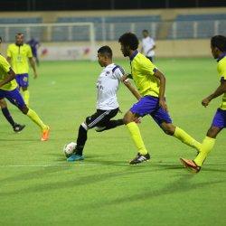 هجر × النصر – دوري كأس الأمير فيصل بن فهد 2014-2015