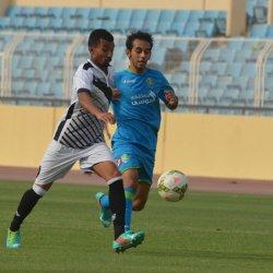 هجر × الفتح – دوري كأس الأمير فيصل بن فهد 2014-2015