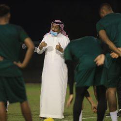 لاعبي هجر يواصلون تحضيراتهم استعداداً لمباراة الجيل