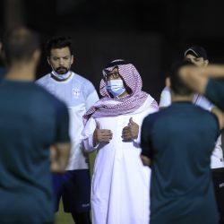 هجر يواصل الاستعداد لمباراة الخليج