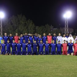 هجر يحقق انتصاراً تاريخياً أمام عرعر بثمانية أهداف دون مقابل