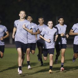 فريق الكاراتيه بنادي هجر يحقق بطولة المجموعة الأولى للأندية لدرجة الناشئين