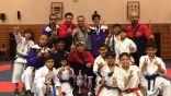 شباب كاراتيه هجر يحققون المركز الأول في كأس الاتحاد والناشئين يحصدون المركز الثالث
