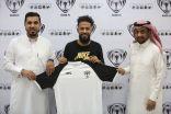 """لاعب الظهير الأيسر """"أحمد النفيلي"""" يعود إلى صفوف هجر"""