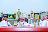 المدير  التنفيذي لدوري FDL يزور نادي هجر