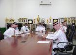مجلس إدارة نادي هجر يعقد اجتماعه الأول ويتخذ عدداً من القرارات