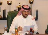 """رئيس هجر يصدر قراراً بتعيين """"صالح الملحم"""" مشرفاً عاماً للفئات السنية لكرة القدم"""